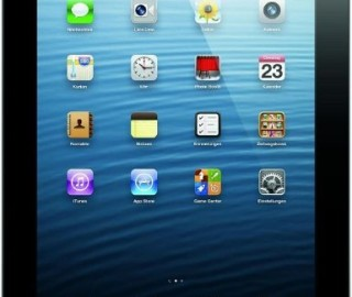 Apple iPad 4 Tablet PC