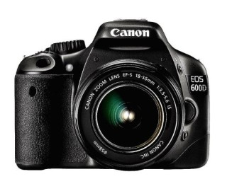Canon EOS 600D Spiegelreflexkamera SLR