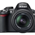 Nikon D3200 Spiegelreflexkamera SLR