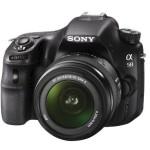 Sony SLT-A58K Spiegelreflexkamera SLR