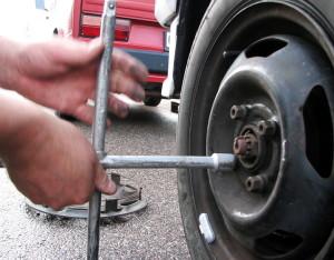Reifenwechsel ohne Drehmomentschlüssel