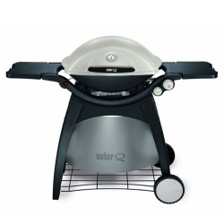 test weber q 200 gut gasgrill. Black Bedroom Furniture Sets. Home Design Ideas