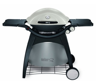 weber q200 grillfl che kleinster mobiler gasgrill. Black Bedroom Furniture Sets. Home Design Ideas